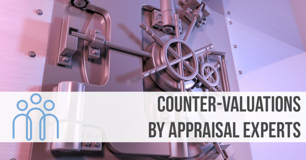 counter valuations spain