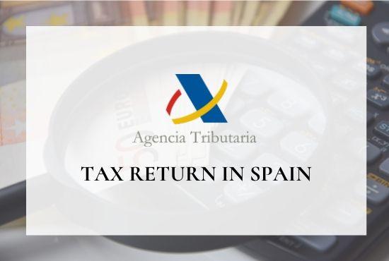 Tax return Spain